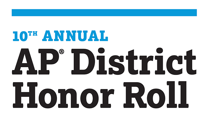 10th Annual AP® District Honor Roll