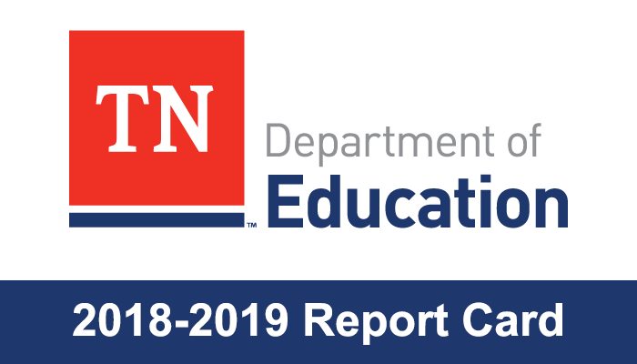 2018-2019 Tennessee Department of Education State Report Card